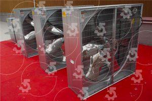 ضرورت استفاده از هواکش در سالن های مرغداری چیست؟