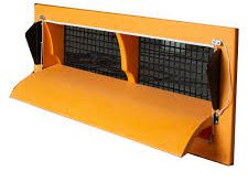 تولید کننده دریچه اینلت هوا